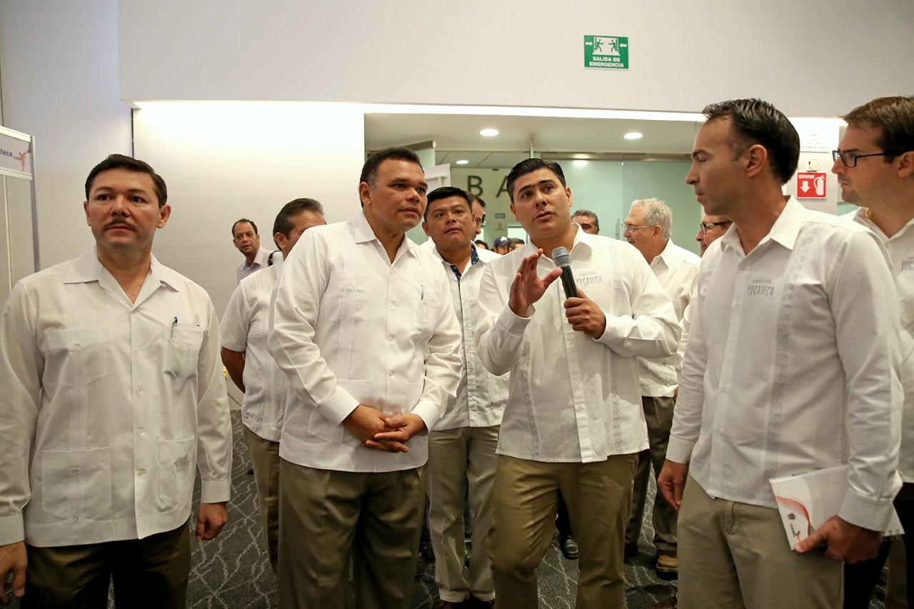 Inicia feria de reclutamiento de Cervecería Yucateca