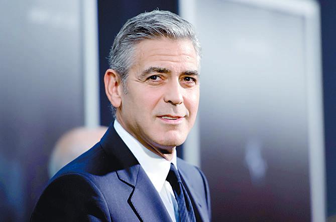 Revista se disculpa con Clooney por entrevista falsa