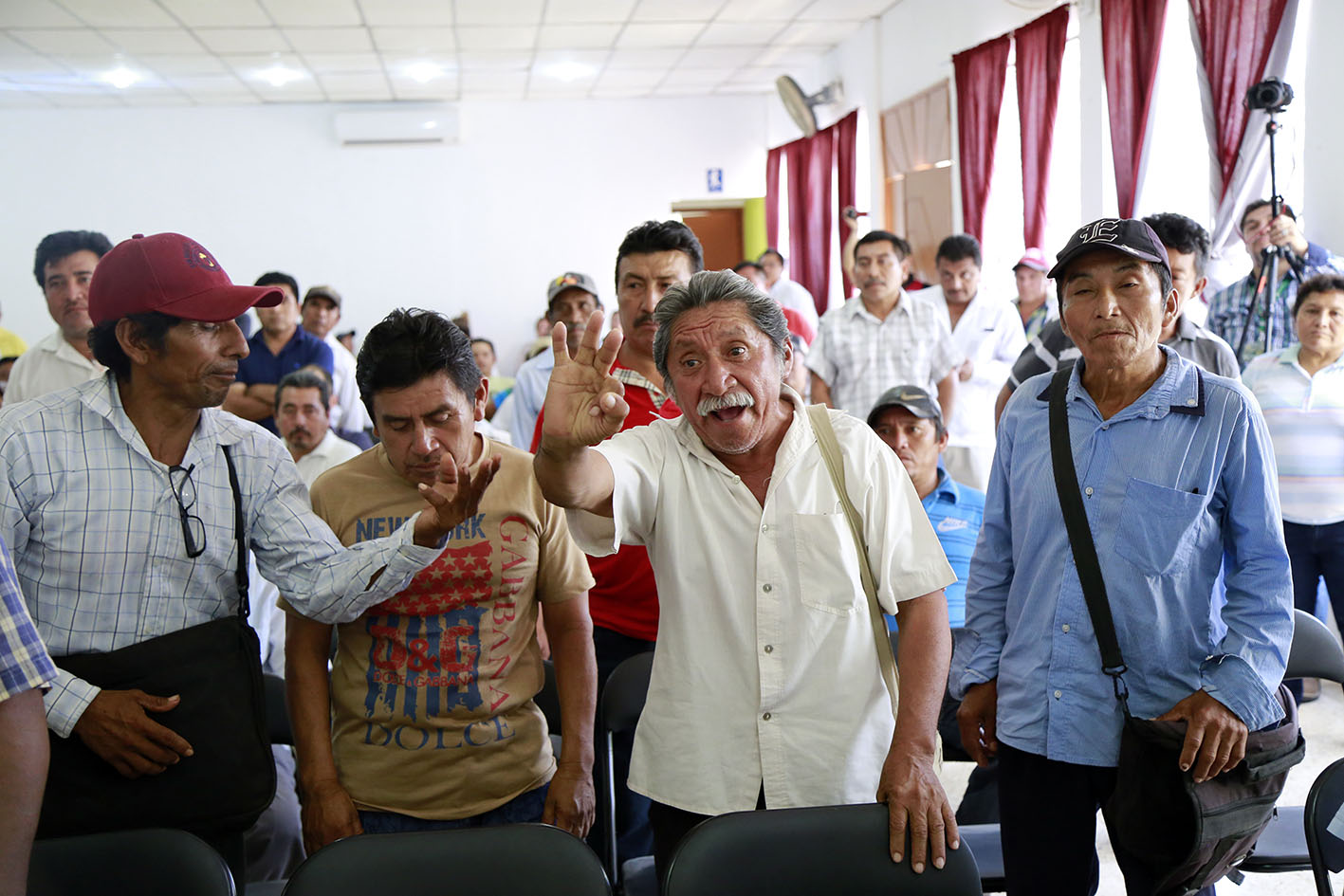 Fracasa entrega de protocolo para consulta indígena en Campeche