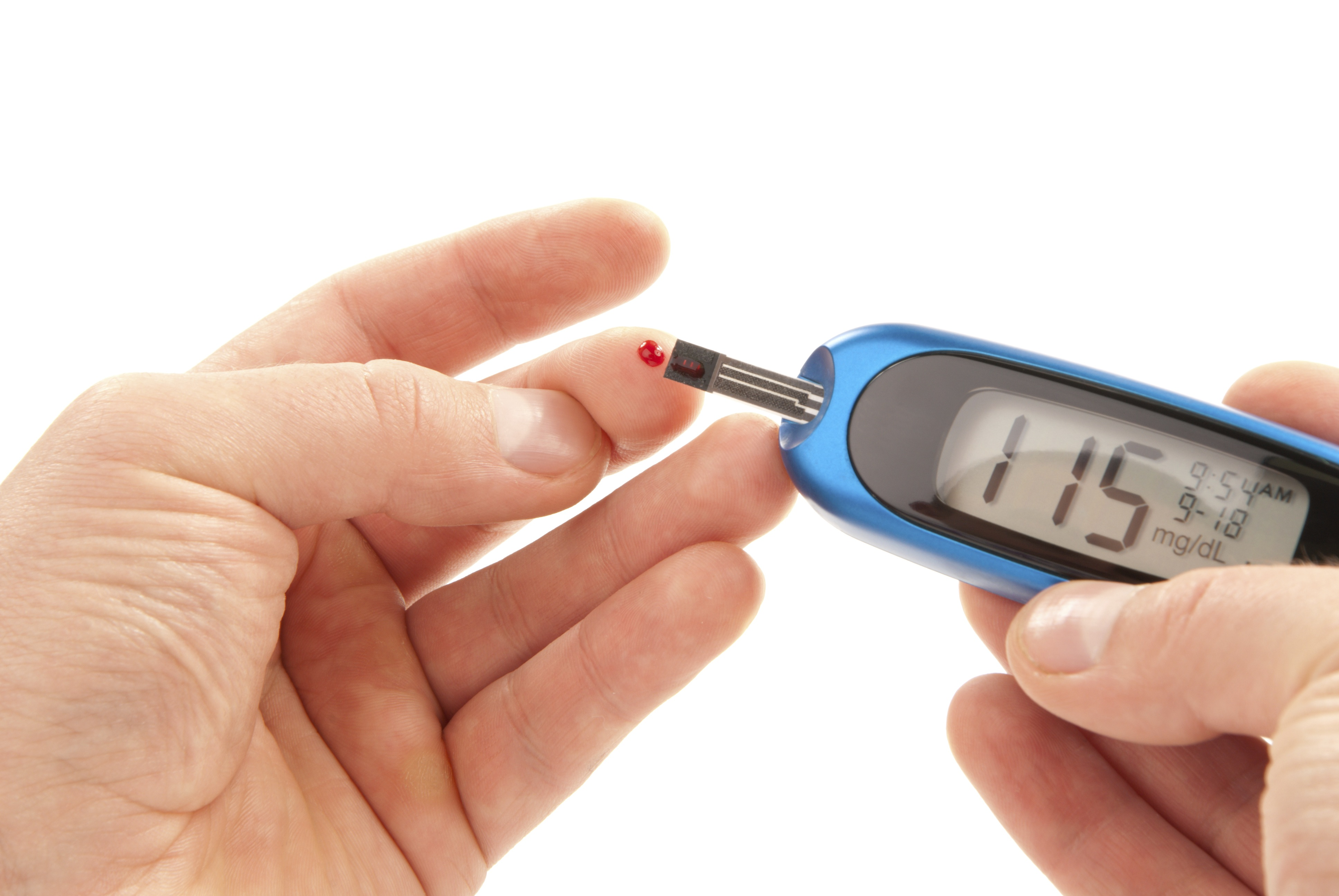 Científicos usan láser para medir glucosa