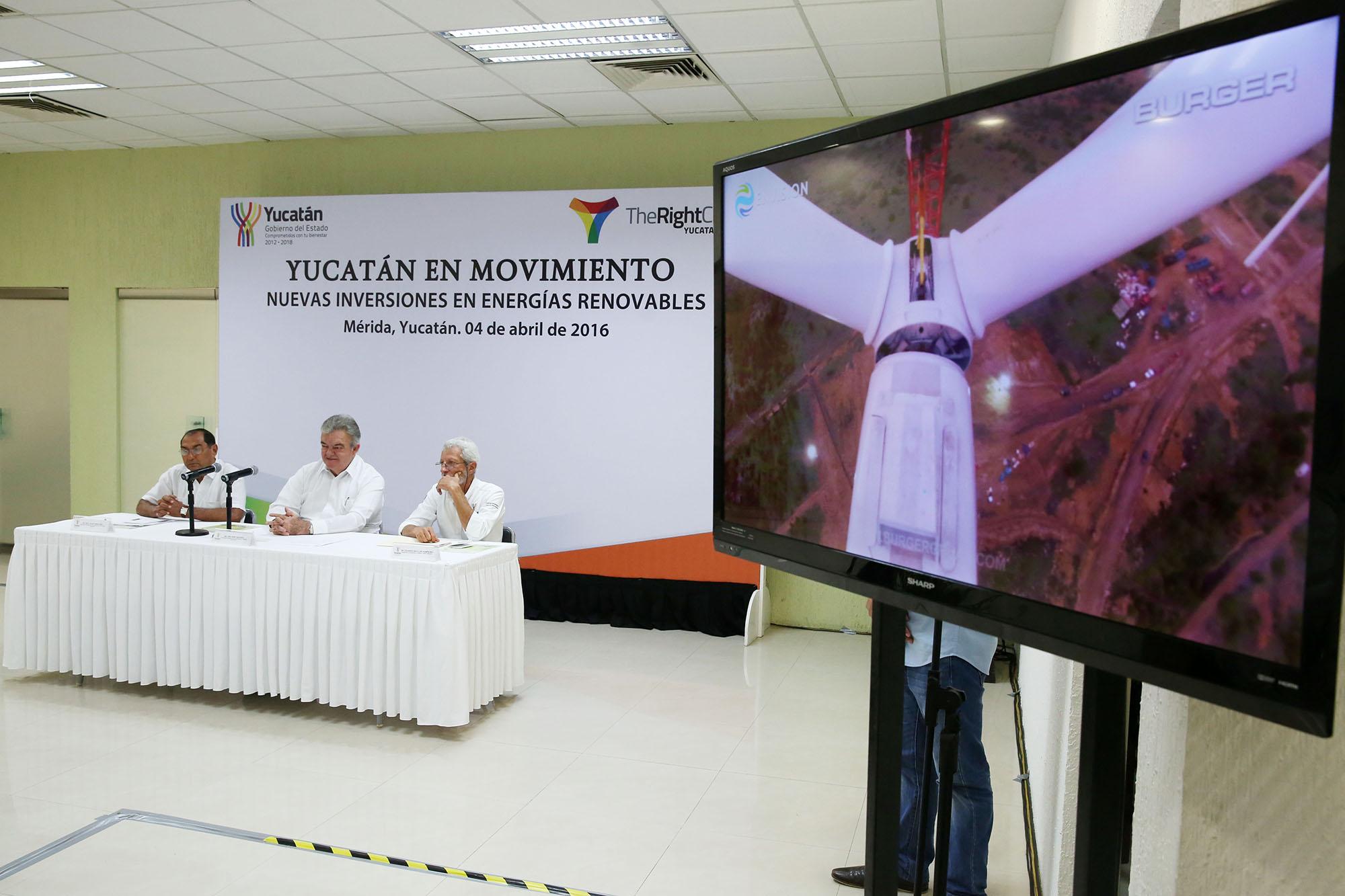 Acapara Yucatán mega inversiones en energías limpias