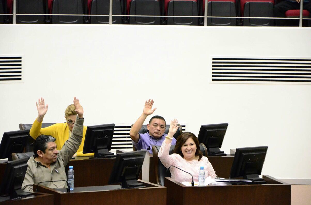 Blindaje y transparencia para Yucatán.- Celia Rivas