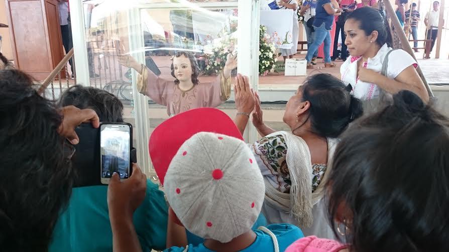 """Festejan en Yucatán a """"Niño Santo"""""""