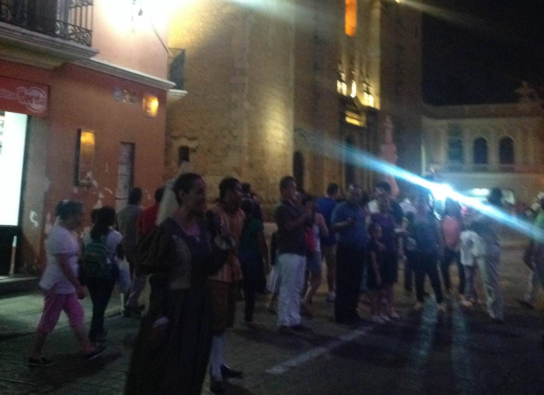 """""""Noche de leyendas"""", historias poco conocidas en Mérida"""