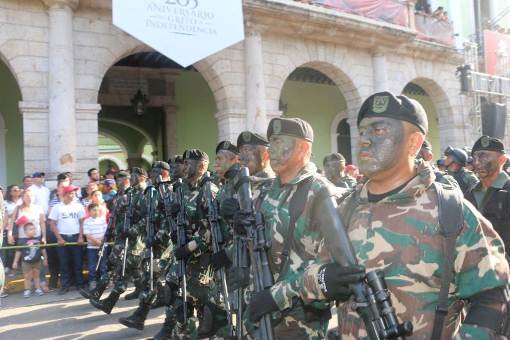 Tepic, Campeche y Mérida lideran percepción de seguridad
