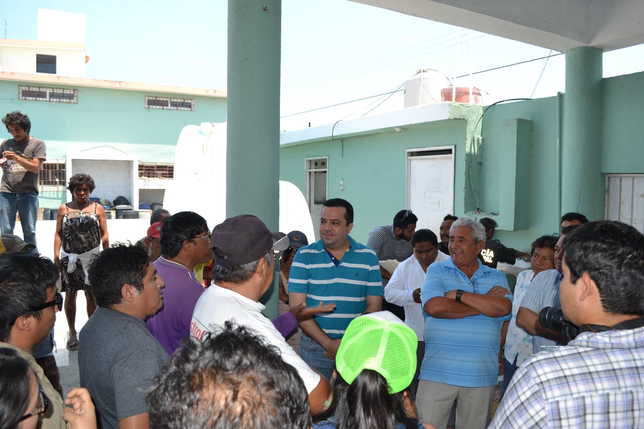 PRD y PANAL intervienen por denuncias en Progreso