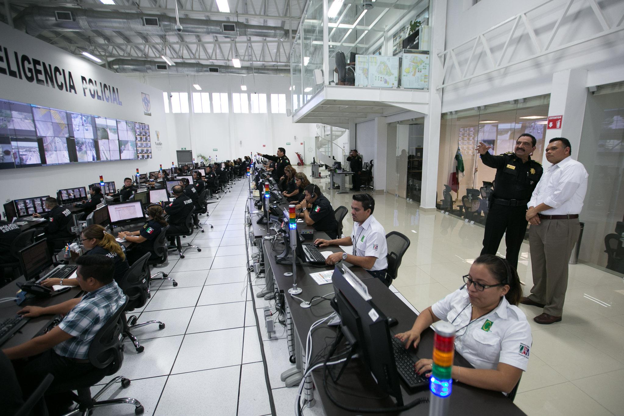 Escudo Yucatán ampliará capacidades de la Umipol