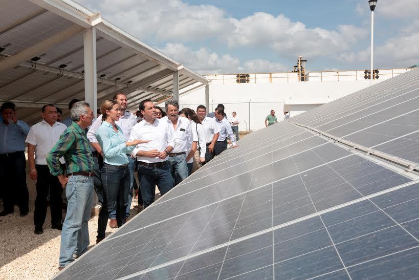 Entra Mérida a las energías renovables en edificios públicos