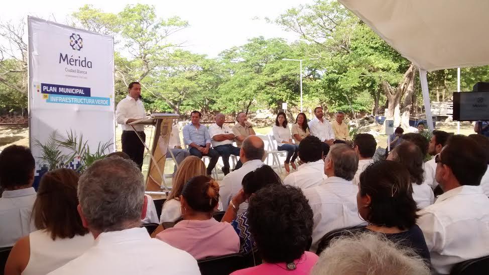 """Trazan ruta de """"Mérida Verde"""""""