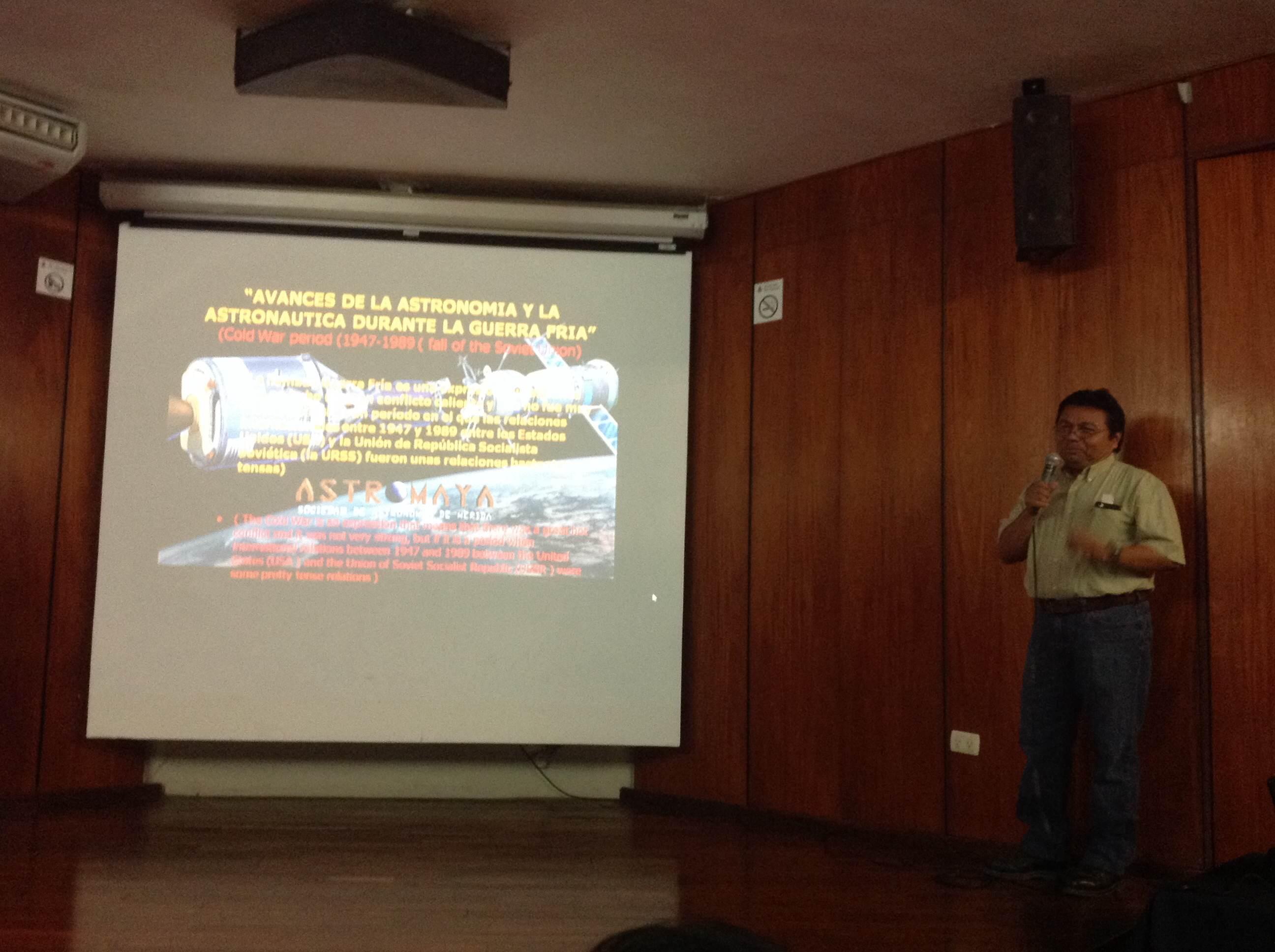 Yucatán honra el legado de Yuri Gagarin
