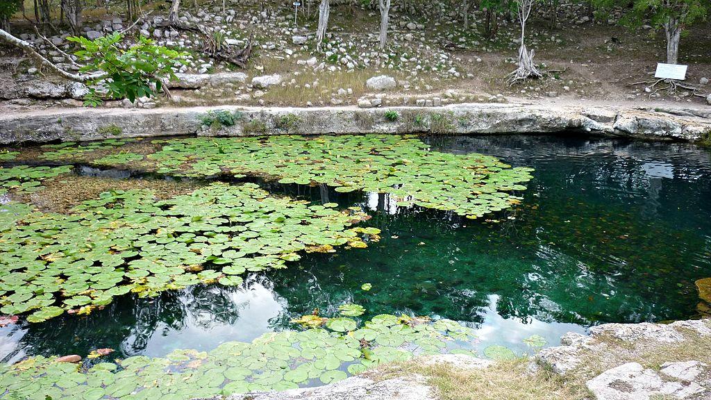 "Cenotes, candidatos a ""Tesoro del Patrimonio Cultural de Mérida"""