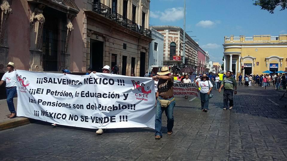 Esperan definición de parar clases en Yucatán