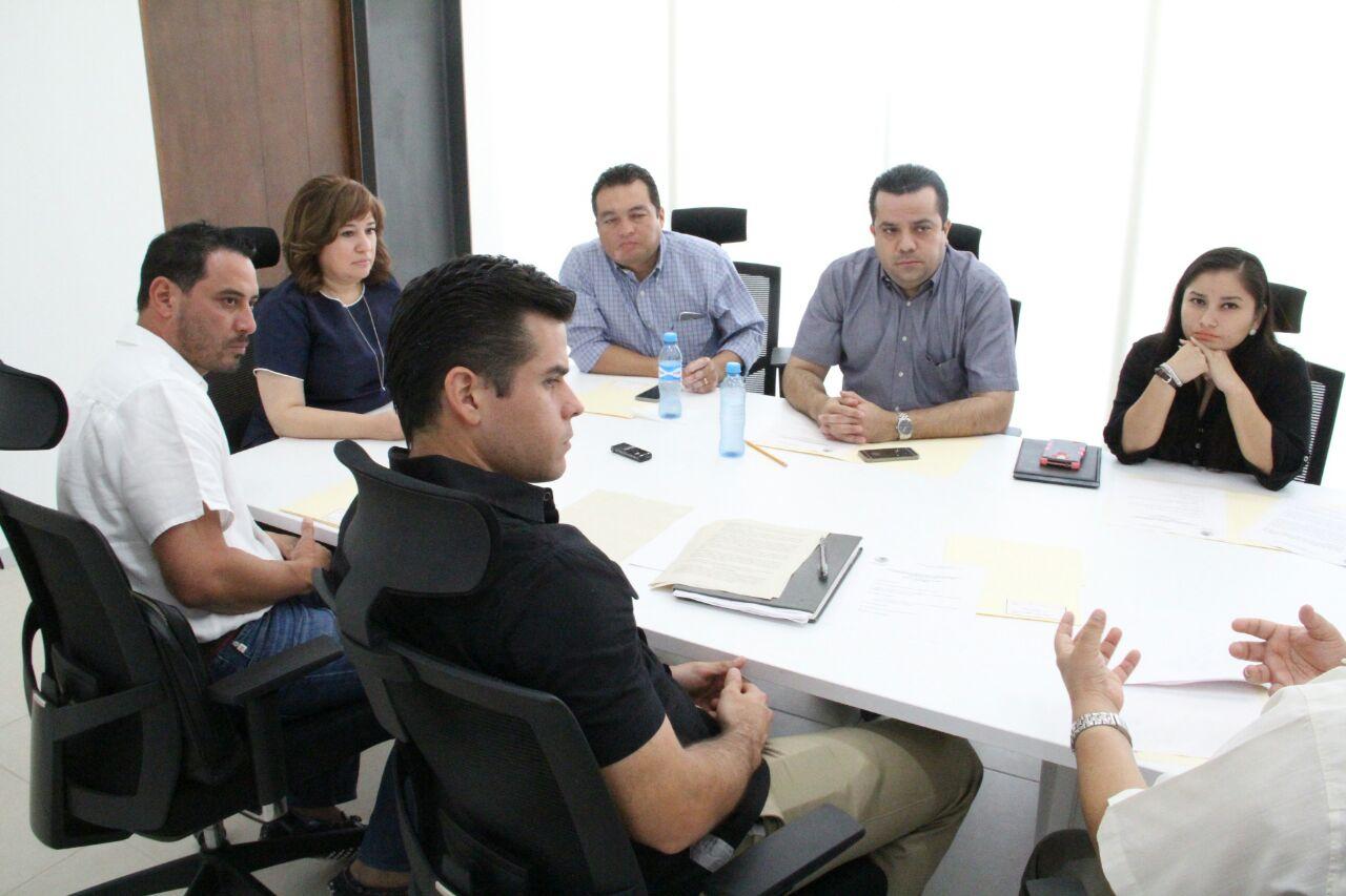 Integra Congreso Yucatán Comité de Transparencia