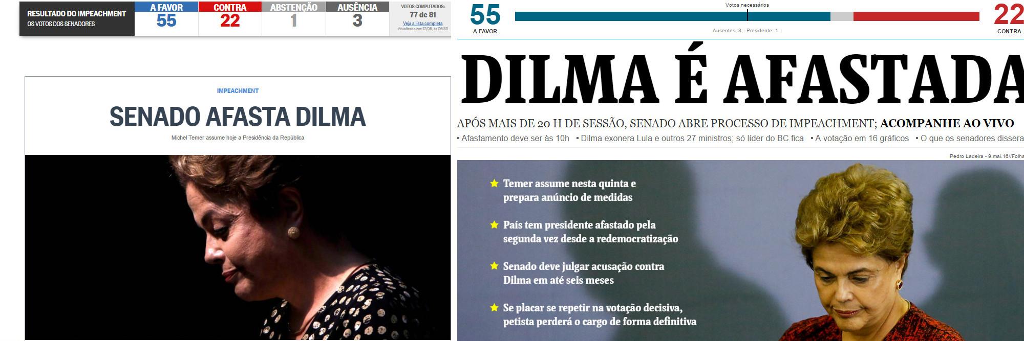 Destituyen a Dilma Rousseff en Brasil