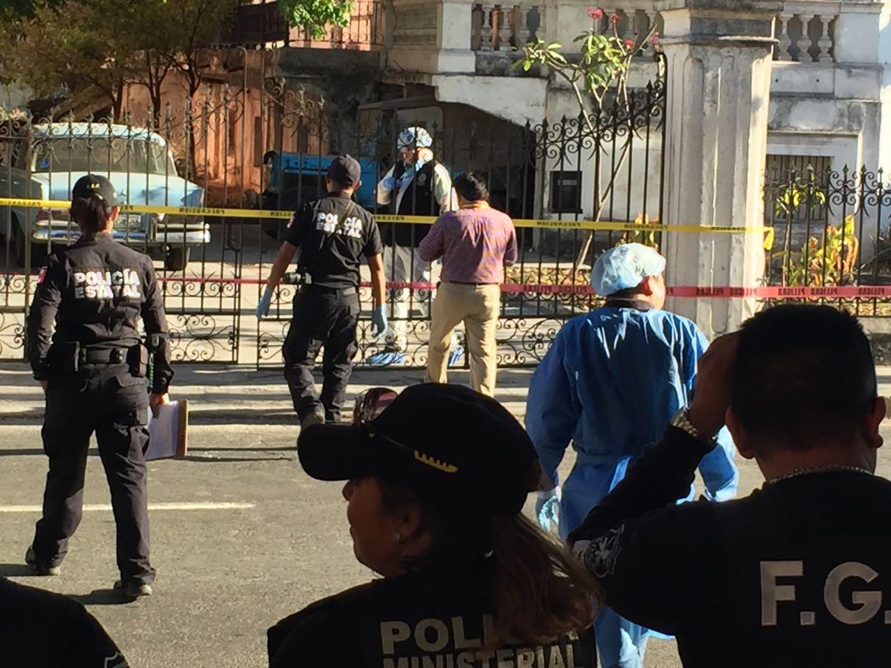Matan a pareja de senescentes en Mérida