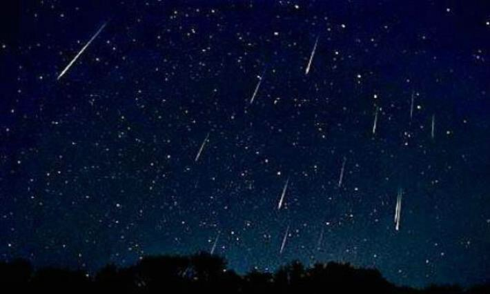 Luminosa lluvia de estrellas el próximo fin de semana