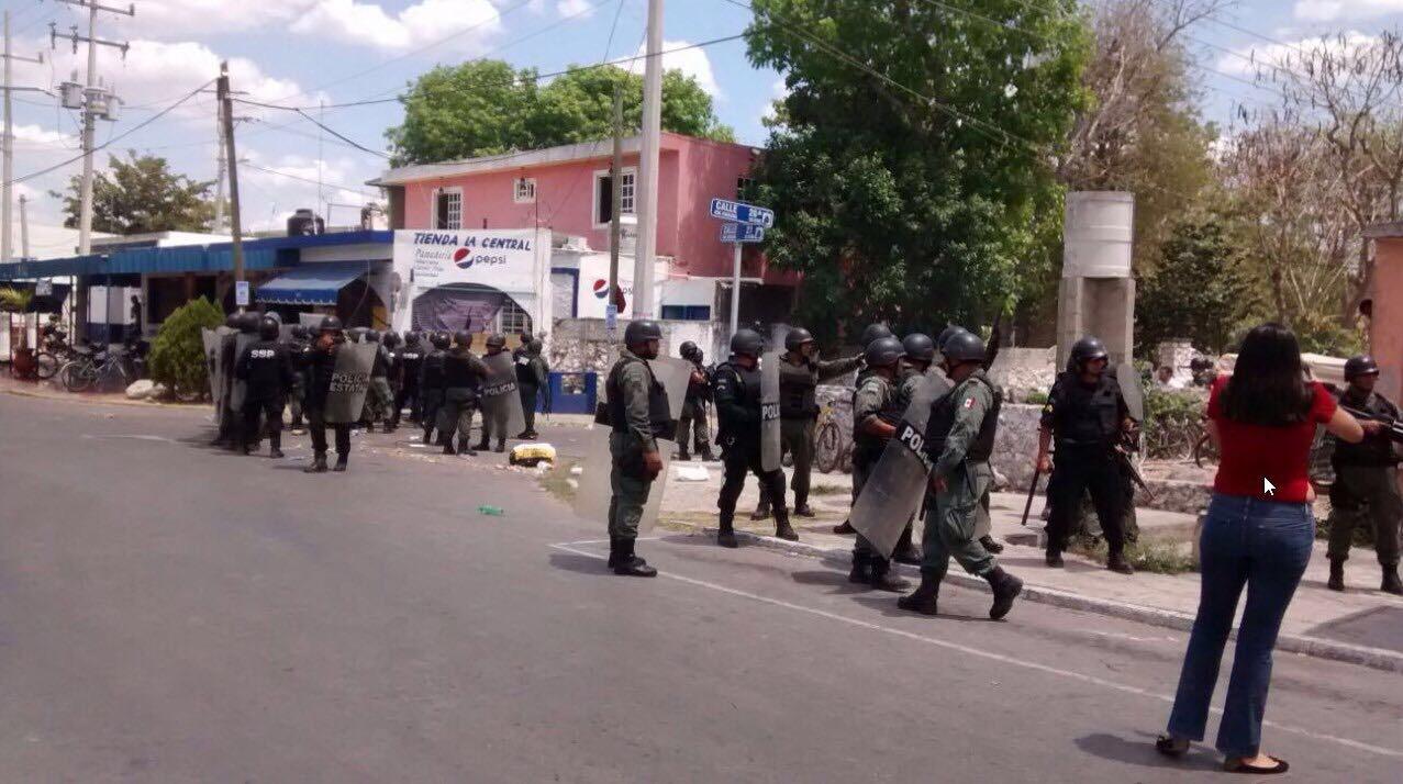 Frenan petición de investigar violencia policíaca en Chablekal