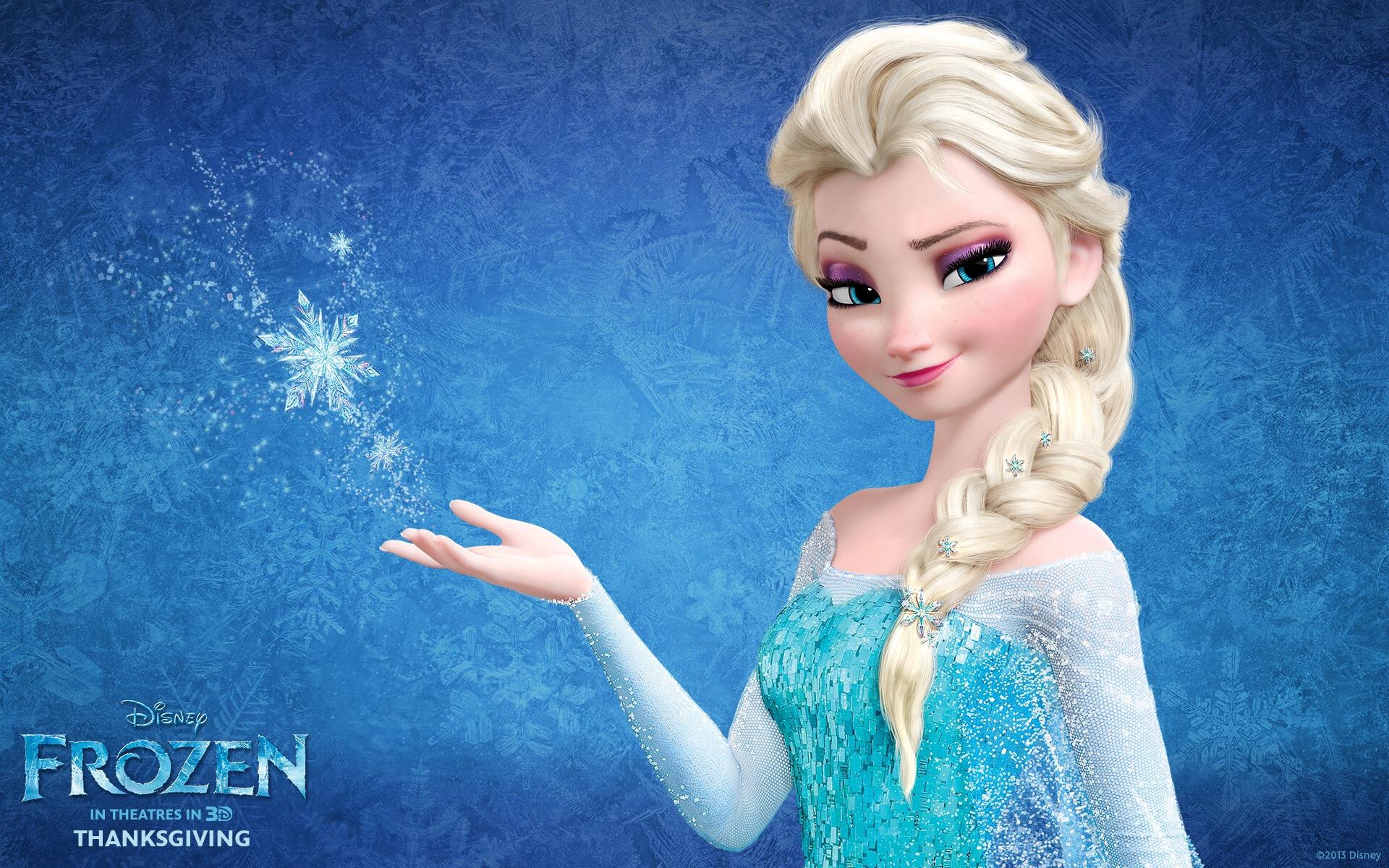 Piden que 'Elsa' sea una princesa lesbiana