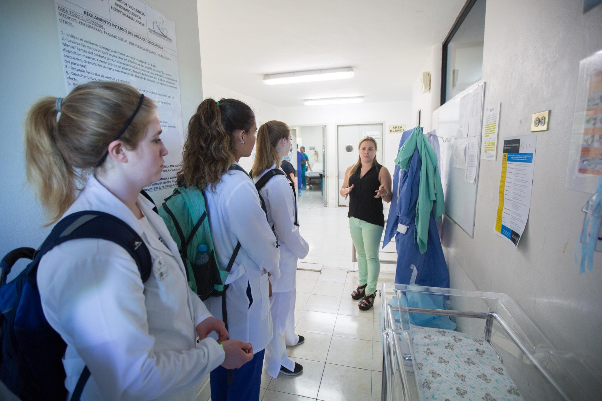 Nueva sala de pre-partos en Materno Infantil de Mérida