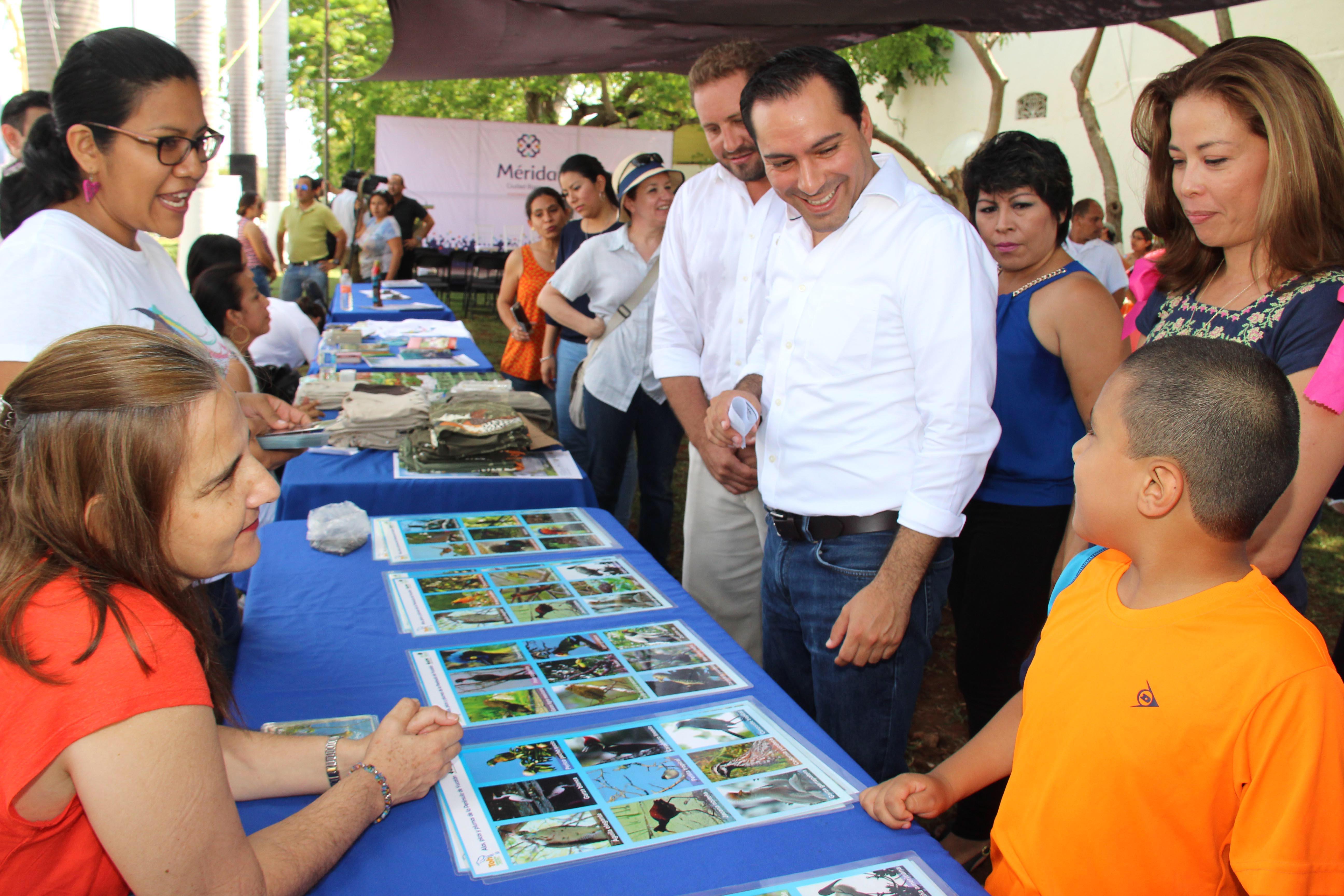"""Presentan programa del Festival de las Aves """"Th'ó 2016"""""""