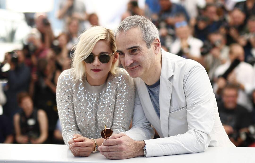 Abucheos en Cannes para Assayas y Kristen Stewart