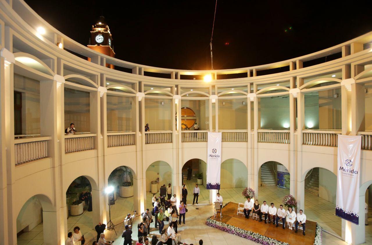 Vive Mérida sexta edición de La Noche Blanca