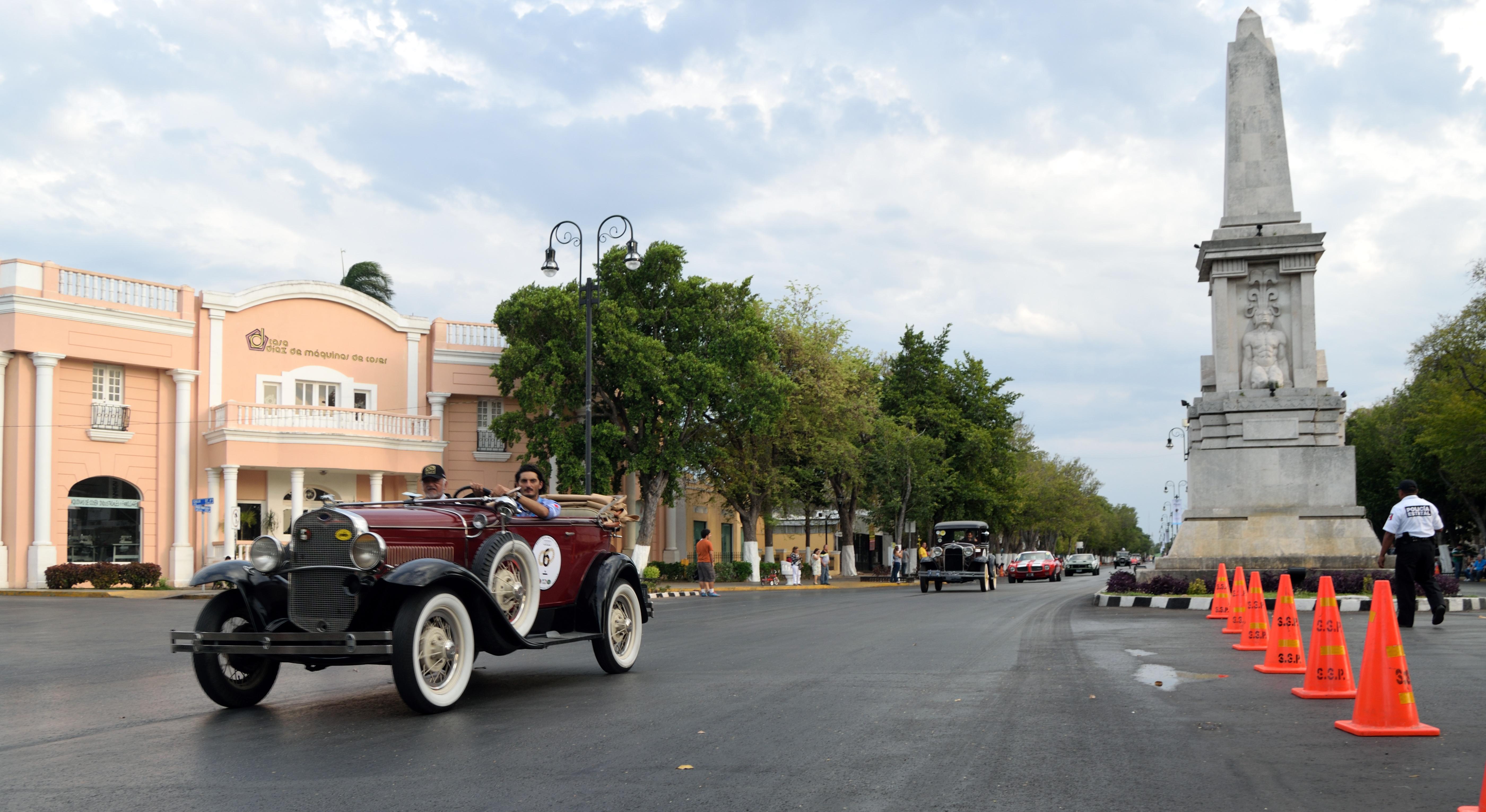 """Paseo de Montejo candidato a """"Tesoro del Patrimonio Cultural de Mérida"""""""