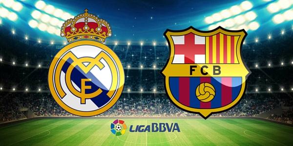 real madrid y barcelona se disputan el t u00edtulo en espa u00f1a