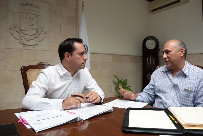 Retiradas 186 casetas telefónicas de Centro Histórico Mérida