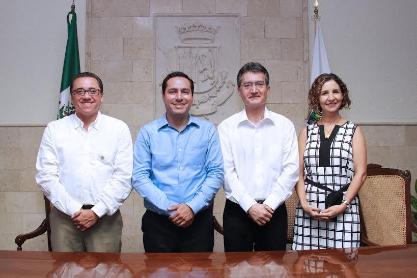 """Campaña """"7 tesoros del Patrimonio Cultural de Mérida"""""""