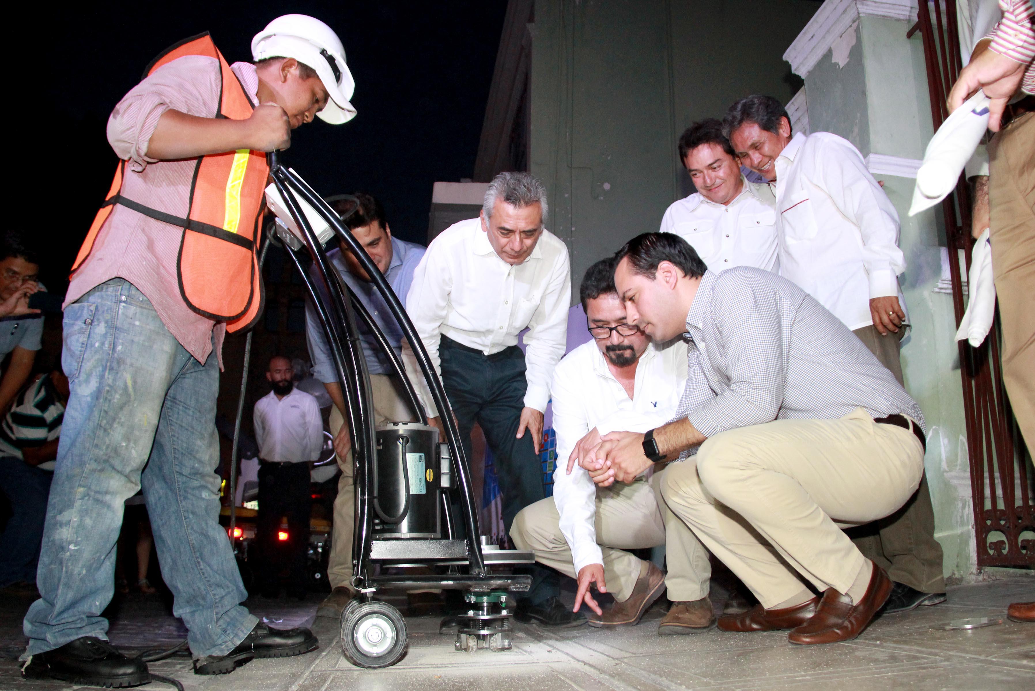 Reparan en Mérida obra de 270 millones de pesos