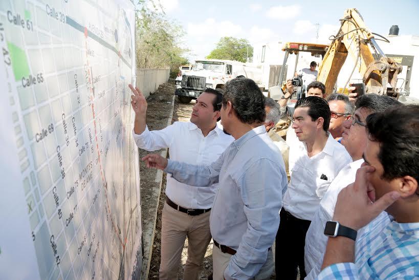 Con par vial, buscan descongestionar tránsito de Av. García Lavín