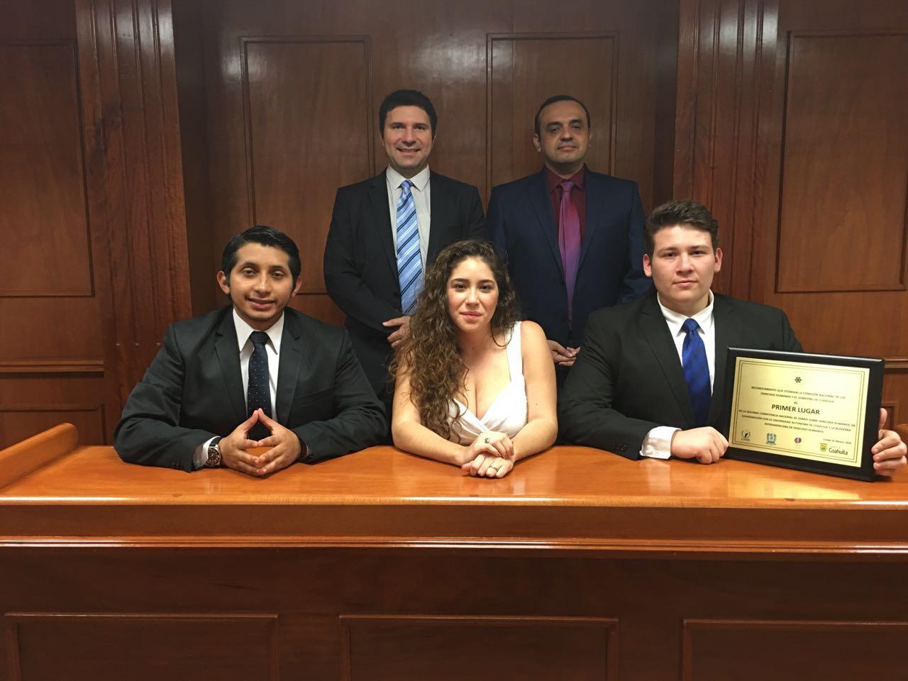 Yucatecos ganan certamen nacional sobre derechos humanos