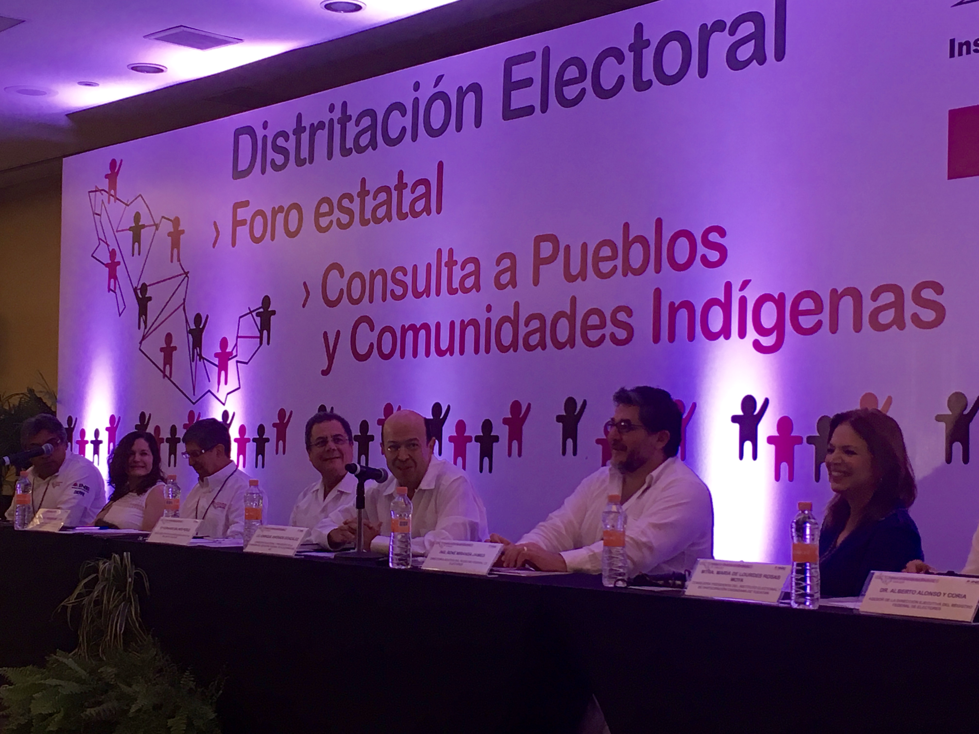 Preparan redistritación para elecciones de 2018