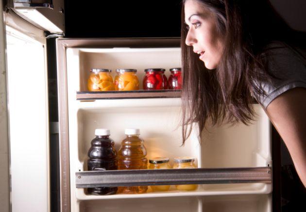 Alimentos que debes evitar antes de ir a dormir