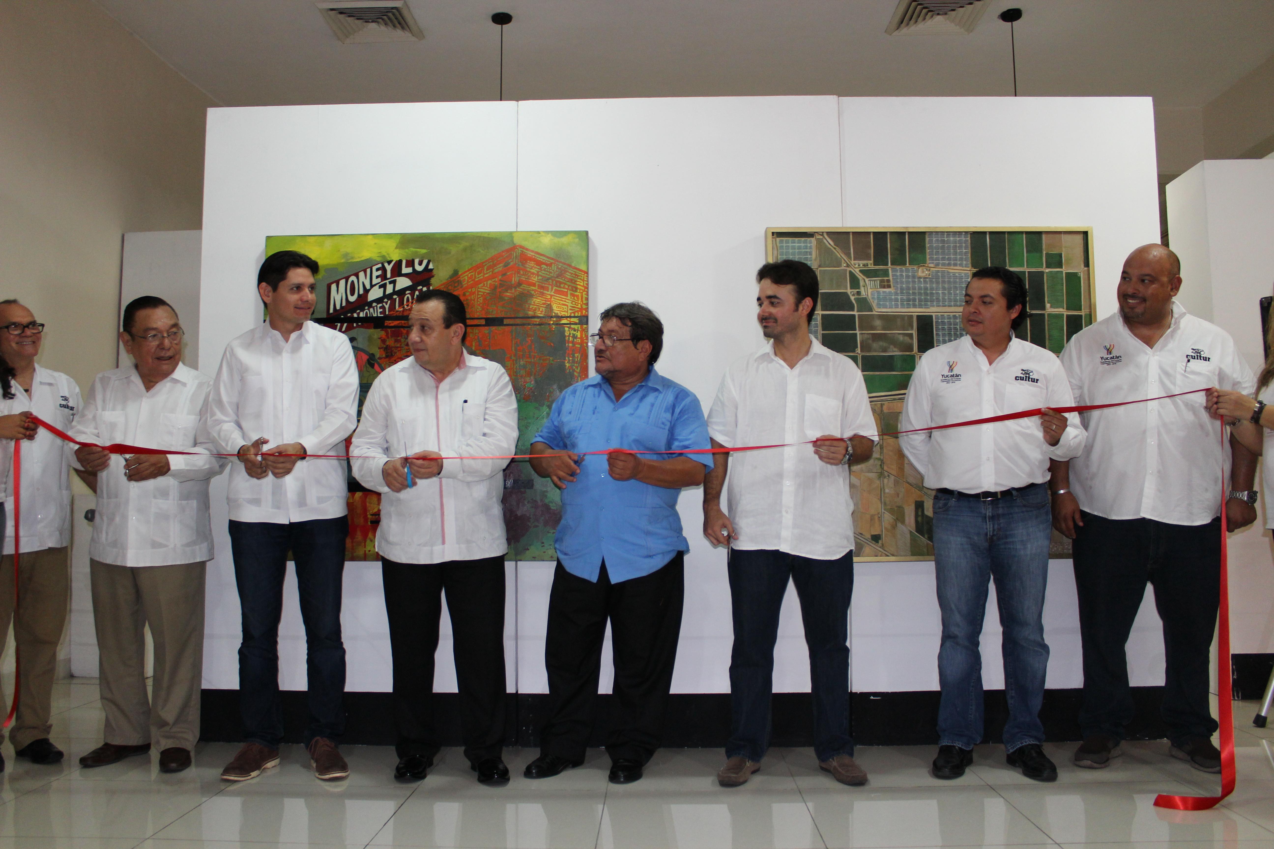 """Bienal de Pintura """"Joaquín Clausell"""" en Pasaje Picheta"""