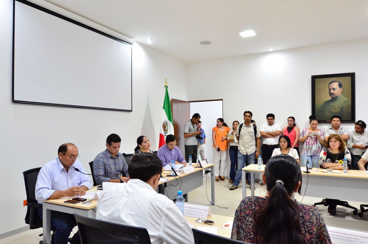 Aprueban en comisiones modificaciones a Ley de Transporte de Yucatán