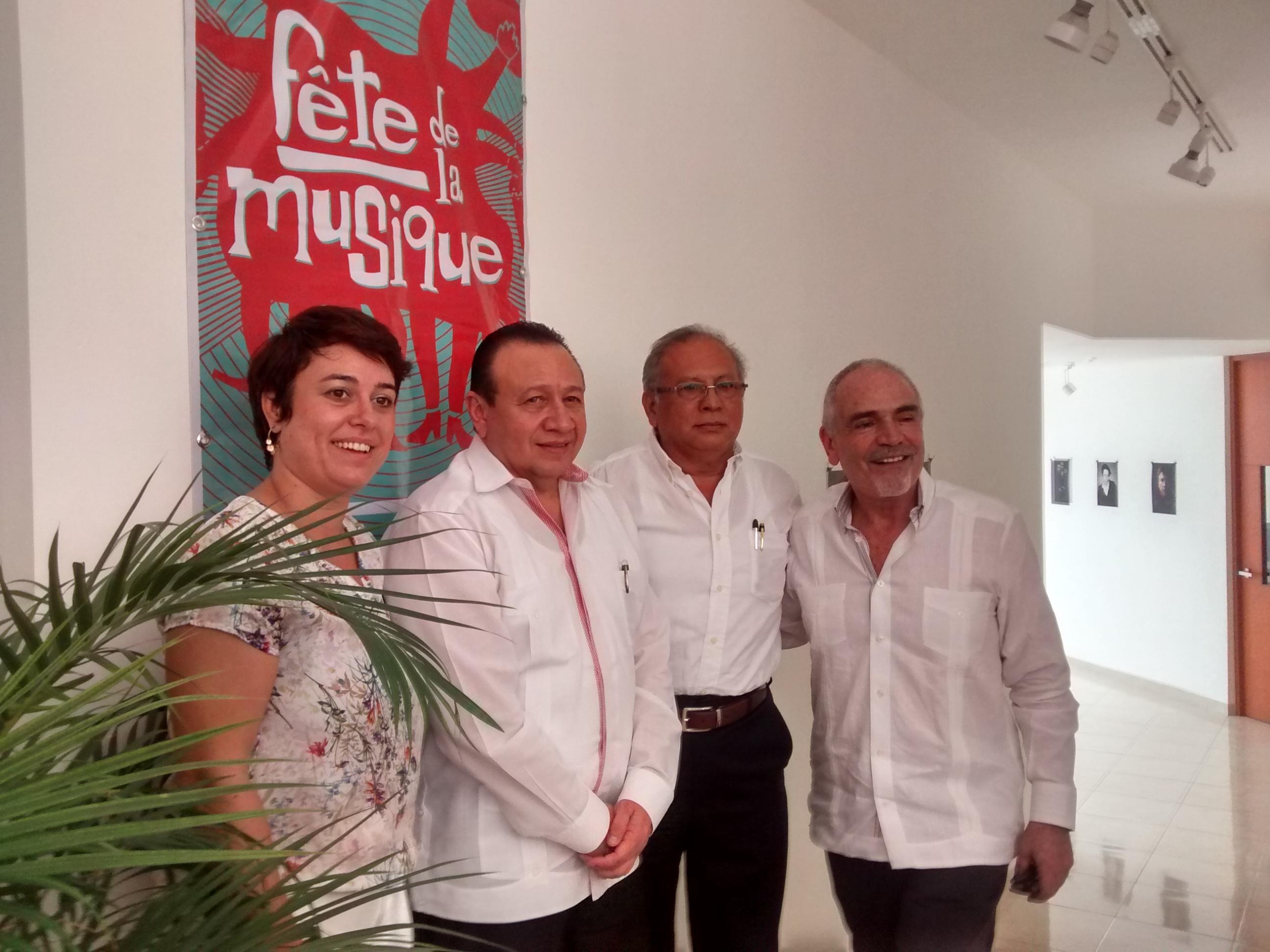"""La""""Fiesta la Música"""" con 43 conciertos en Mérida"""