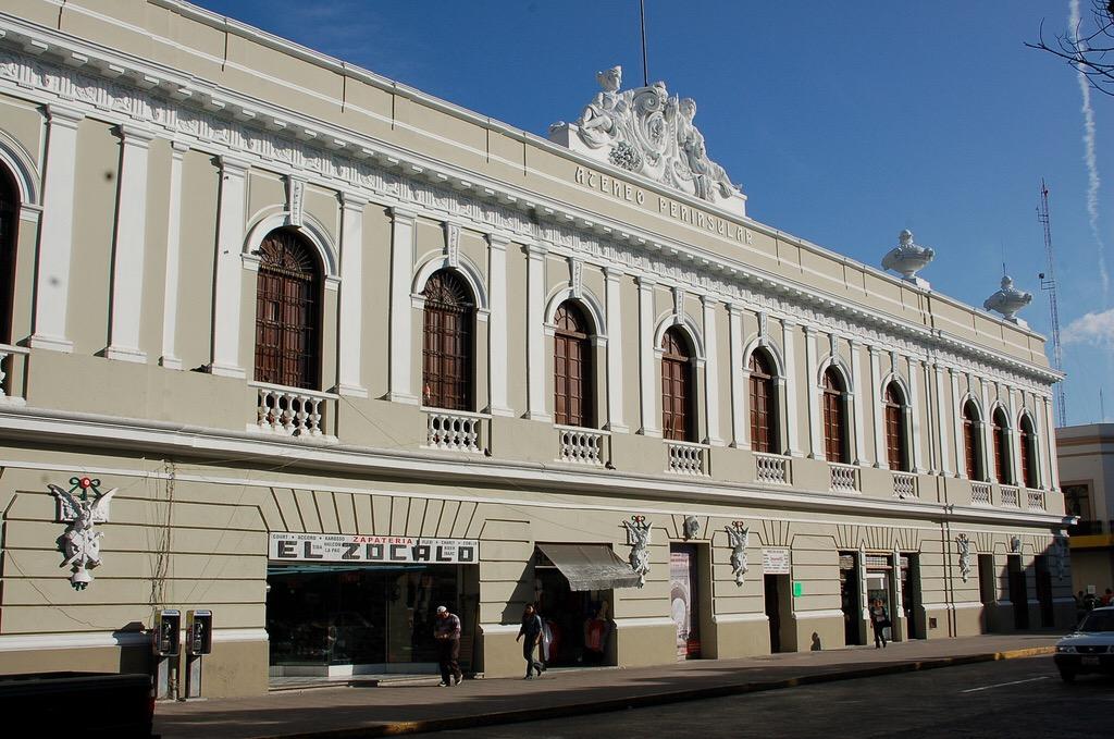 """Comienzan votaciones para elegir """"7 Tesoros del Patrimonio Cultural de Mérida"""""""