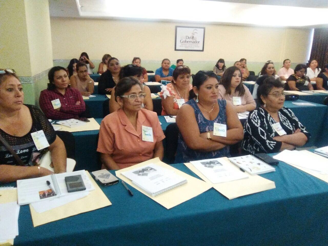 Da PRD-Yucatán curso de empoderamiento a mujeres