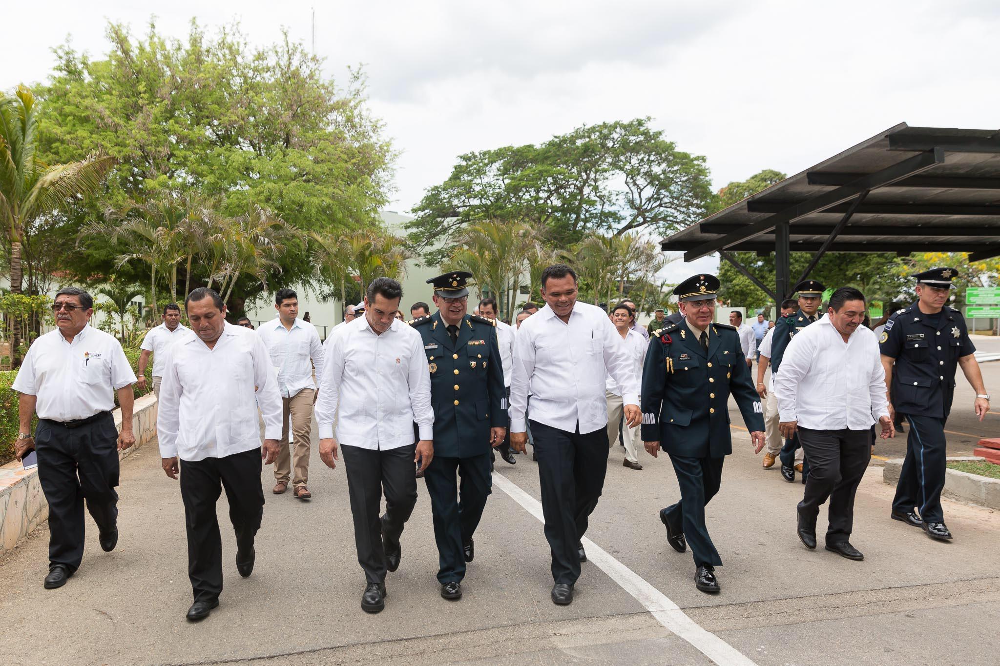 Cambio de mando en la X Región Militar