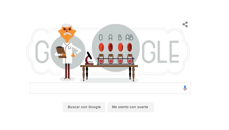 Karl Landsteiner, el Nobel que descubrió los grupos sanguíneos