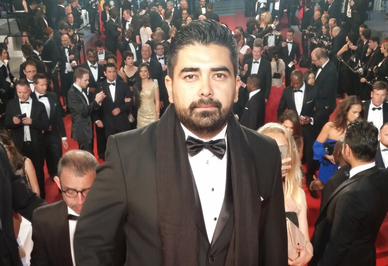 Cineasta yucateco abre camino en Festival de Cannes