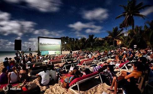 Fiesta del Cine, en Caribe Mexicano
