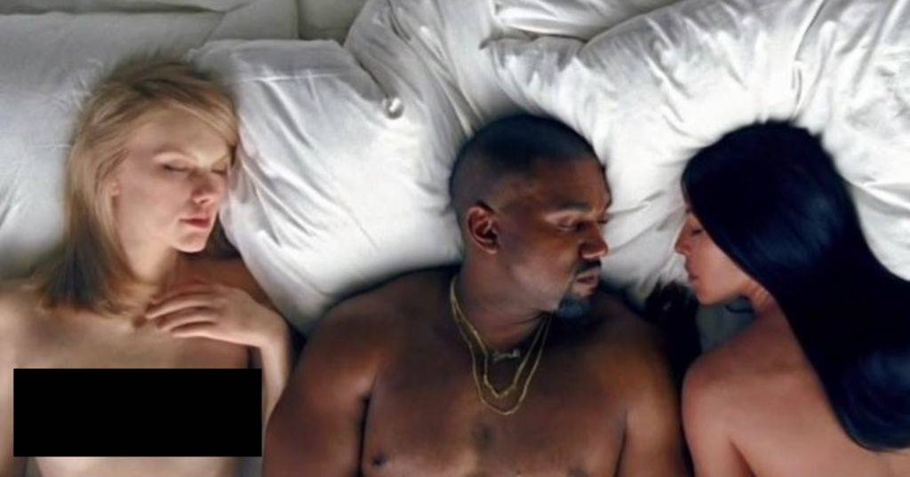 Swift enfurece por video de Kanye West