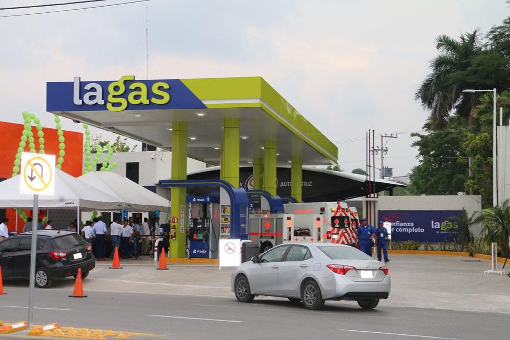 Campeche y su primera gasolinera independiente