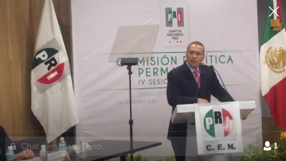 Cae Manlio Fabio Beltrones