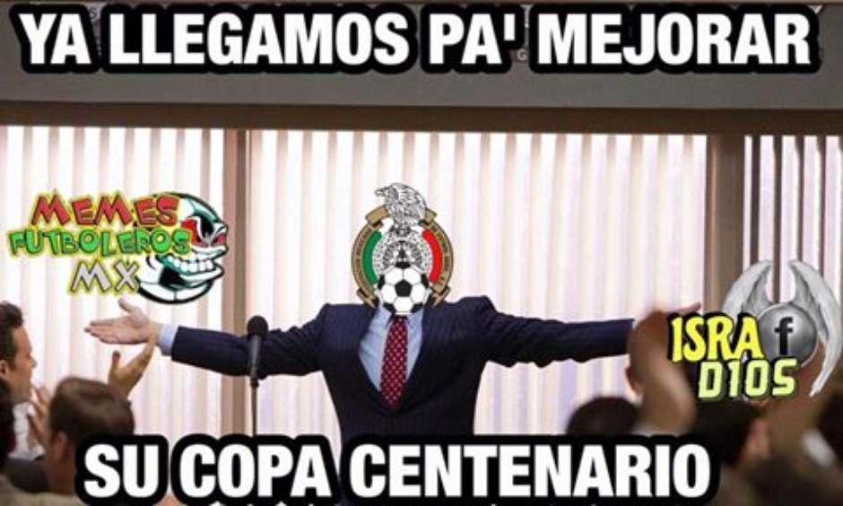 """Los """"memes"""" del México vs. Uruguay"""