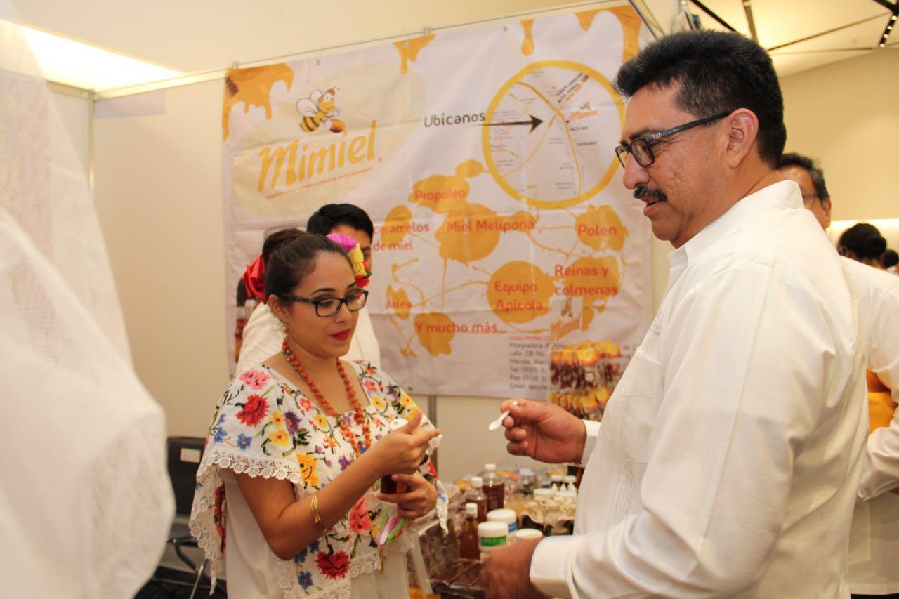 Sube 12% producción de miel yucateca