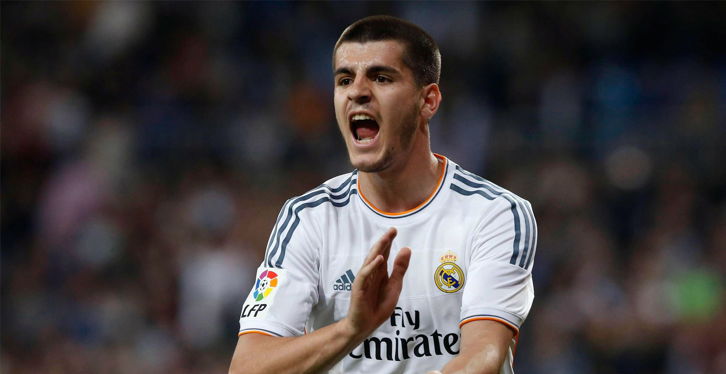 Real Madrid recompra a Morata